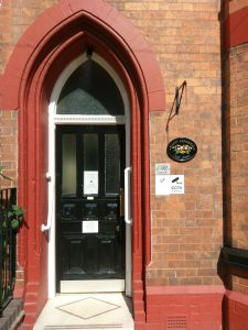 elliott care home leicester front door