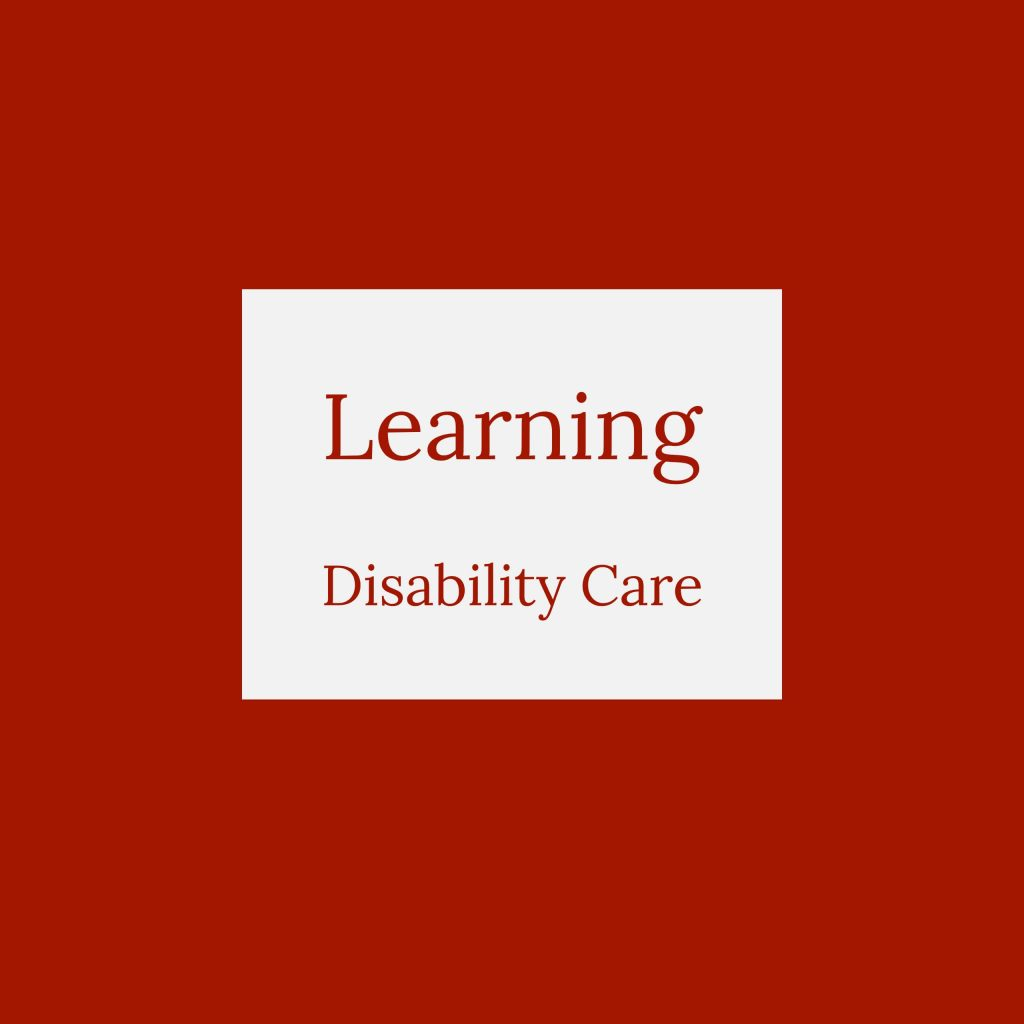 learning disability residential care homes Leicester